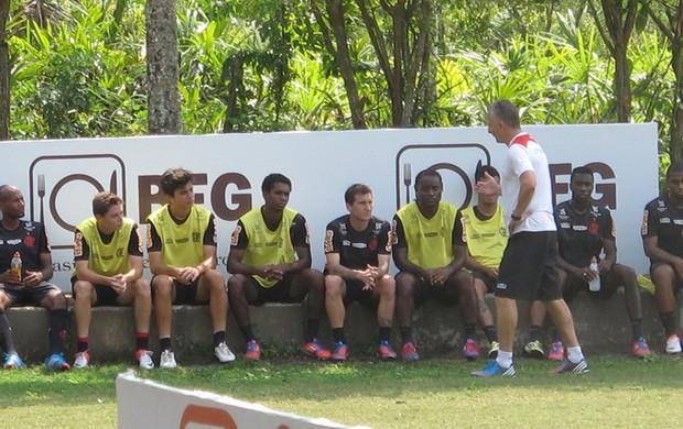 dorival junior Flamengo   (Foto: Janir Junior/Globoesporte.com)