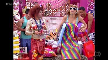Susana Vieira diz que queria fazer papel da Janete do Zorra Total
