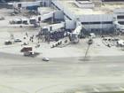 Voo de Campinas a Fort Lauderdale é desviado para Orlando após tiroteio