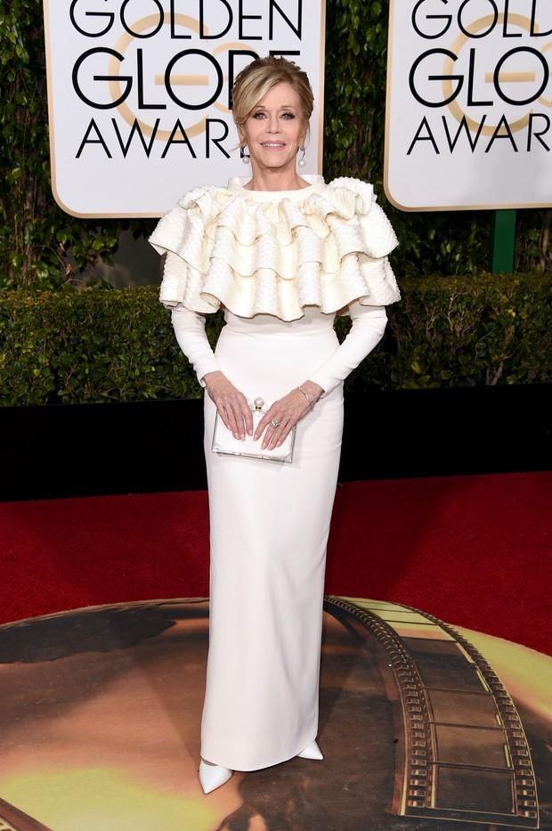 Jane Fonda (Foto: AFP)