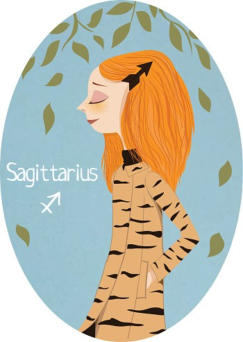 Horoscope. Zodiac signs-Sagittarius (Foto: Getty Images/iStockphoto)
