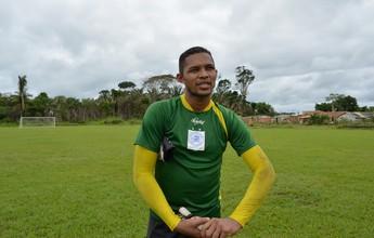 """Goleiro do Rondoniense, Alex afirma: """"Quero ser lembrado pelo meu nome"""""""