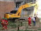 Após 270 dias sem obras, máquinas começam a operar (Divulgação/Inter)