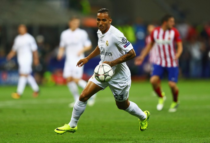 Danilo, Real Madrid (Foto: Clive Rose / Getty Images)
