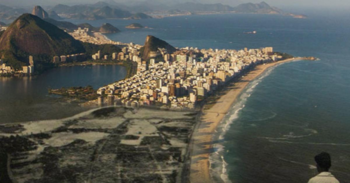 Fotógrafo mescla imagens do Rio antigo com o atual; veja o resultado