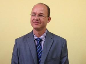 Rafael Rodrigues assume diretoria de Penitenciária de Uberlândia (Foto: Fernanda Resende/G1)