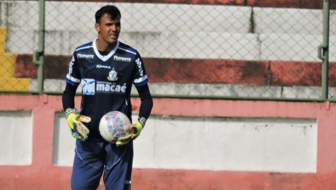 Rafael, macaé (Foto: Emerson Pereira / Derbies Suburbanos)