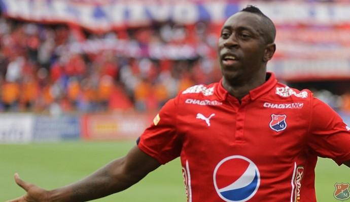 Juan Caicedo Independiente Medellín (Foto: Site oficial )