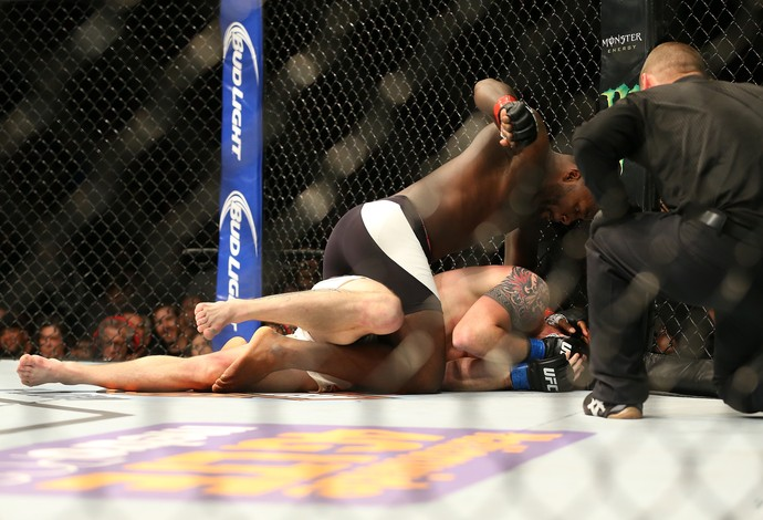 Anthony Johnson, UFC: Johnson x Bader (Foto: Getty Images)
