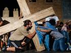 Com Henri Castelli como Jesus, peça 'Auto da Paixão' começa em Cuiabá