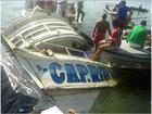 Barco com pelo menos 70 pessoas afunda no Pará; dez morreram