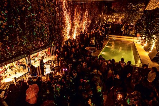The Clubhouse, em Buenos Aires (Foto: Divulgação)