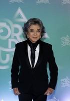 Betty Faria sobre o look Armani em festa: 'Não é permuta, é meu!'