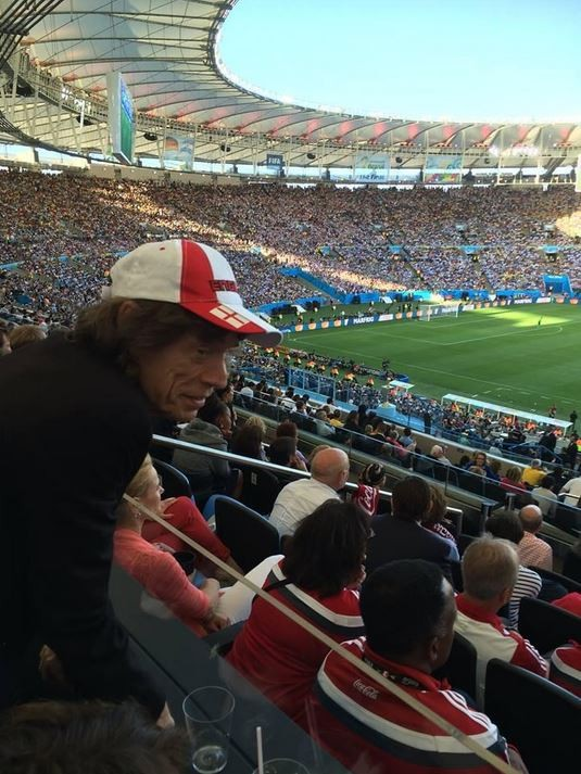 Mick Jagger (Foto: Twitter/Reprodução)