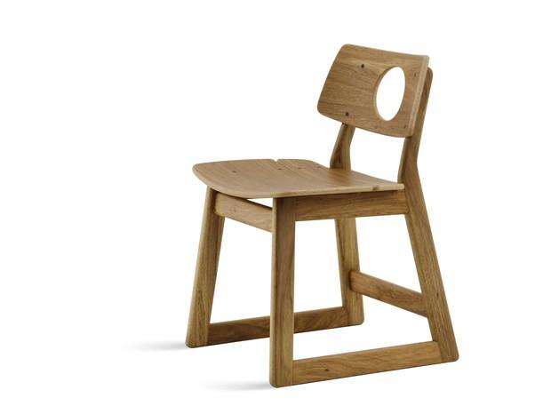 Cadeira Gaia de Sergio Rodrigues (Foto: Eduardo Camara/Divulgação)