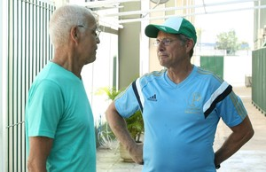 ademir da guia Palmeiras (Foto: Cesar Greco/Ag Palmeiras/Divulgação)