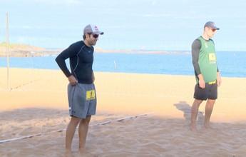 Alison e Bruno buscam motivação no World Tour Finals após o ouro olímpico
