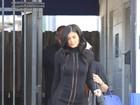 Look do dia: Kylie Jenner aposta em pretinho básico supersexy em passeio