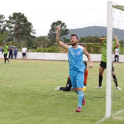 Diego Jardel Avaí x Almirante Barroso (Foto: André Palma Ribeiro/Avaí FC)
