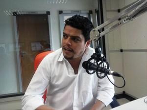 Guilherme Ferreira, gestor de futebol, Patrocinense (Foto: Arquivo Pessoal/facebook)
