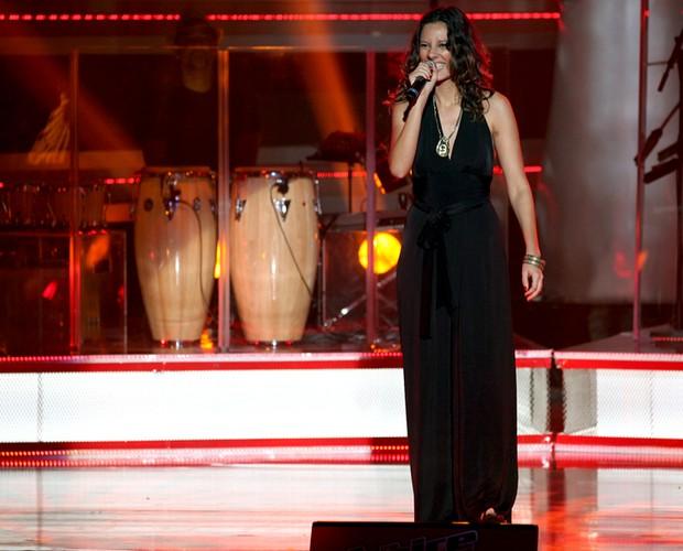 Luana Quarta Audição (Foto: The Voice Brasil / TV Globo)