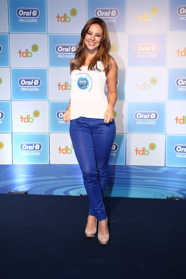 Paola Oliveira (Foto: Manuela Scarpa/Fotorio News)