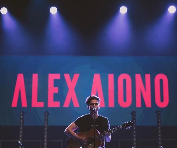 Alex Aiono (Foto: Reprodução/Instagram)