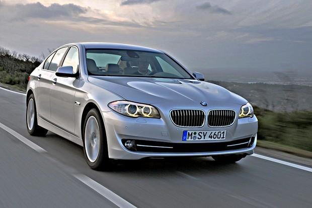 BMW Série 5 (Foto: BMW)