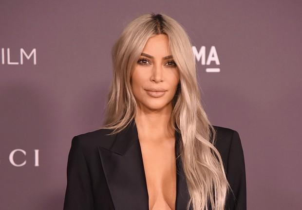 Kim Kardashian  (Foto: Kevin Winter/Getty Images)