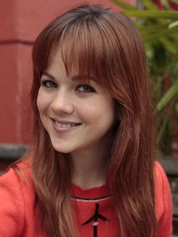 A atriz arrasou na pele da Morgana (Foto: Malhação/ TV Globo)