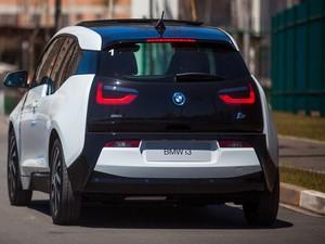 BMW i3 (Foto: Victor Moriyama/G1)