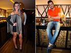 Saia justa? Mirella Santos e Latino vão a mesma festa em São Paulo