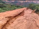Situação precária de rodovia prejudica escoamento de grãos no Sul do Piauí