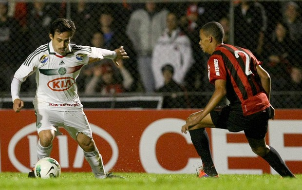 Valdivia Palmeiras x Atlético-PR (Foto: Cesar Greco / Ag. Estado)