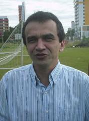 Elizeu Aguiar, presidente do River-PI (Foto: Divulgação)