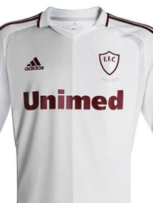 camisa Fluminense comemorativa  (Foto: Divulgação / Site Oficial do Fluminense)