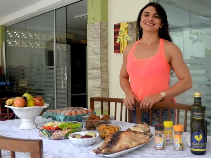 Leane Teles, 35 anos (Foto: Quésia Melo)