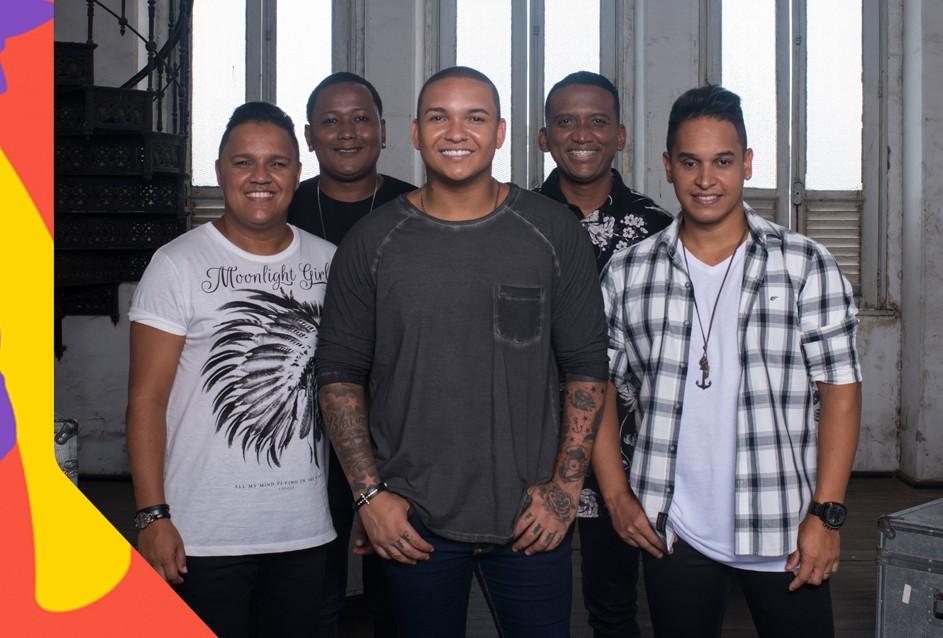 O Imaginasamba apresenta o TVZ nesta quarta (Foto: Divulgao/Multishow)