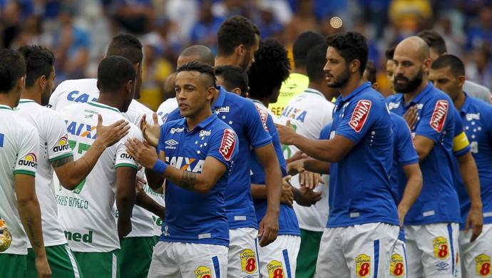 Cruzeiro; Chapecoense; Mineirão (Foto: Washington Alves/Light Press)