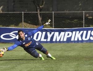 Fábio, goleiro do Cruzeiro (Foto: Denilton Dias / Vipcomm)