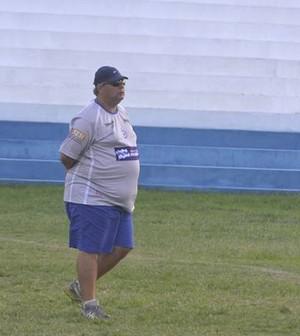 Técnico Luís Miguel  (Foto: Didupaparazzo)