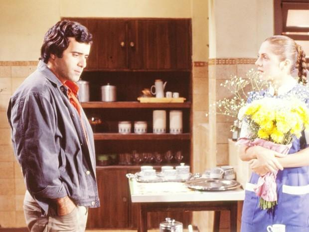 Tony Ramos e Carla Camuratti em