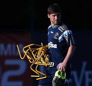 Fellype Gabriel Palmeiras (Foto: Cesar Greco/Ag Palmeiras/Divulgação)