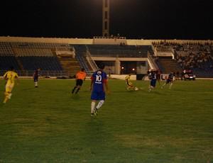 Queimadense x Sport Campina, Amigão (Foto: Silas Batista / GloboEsporte.com/pb)