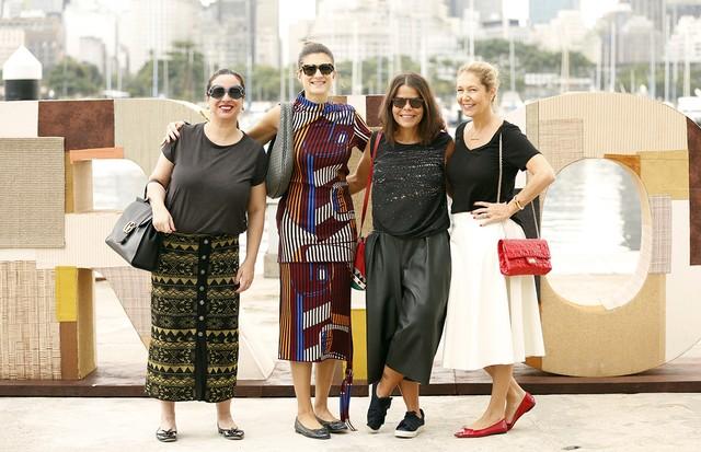 Vogue Team (Foto:  Leo Faria)