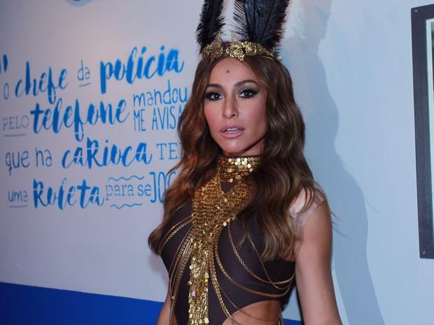 Sabrina Sato (Foto: Marcello Sá Barreto / AgNews)
