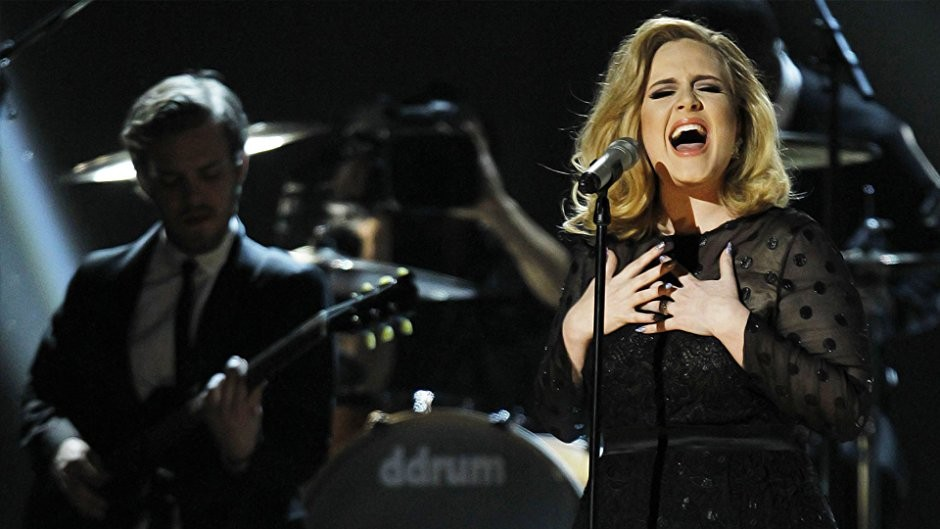 Adele (Foto: Reproduo)