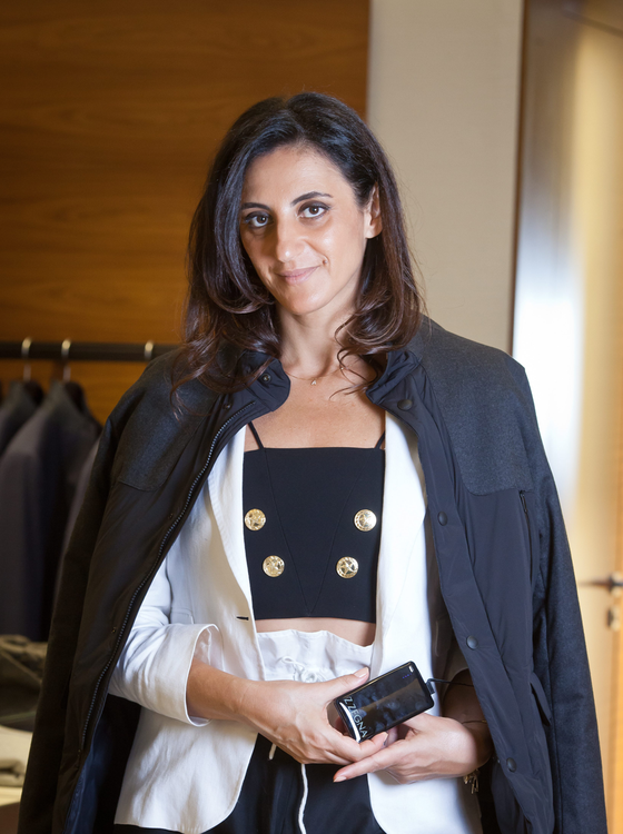 Alexandra Farah (Foto:  Letícia Moreira/ Editora Globo.)