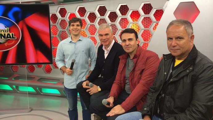 Central Gre-Nal 1ª edição (Foto: Eduardo Deconto/GloboEsporte.com)