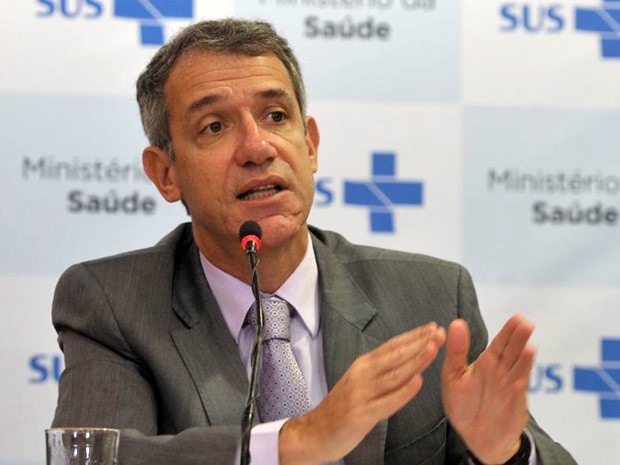 Arthur Chioro contestou os números de repasse de verba à Santa Casa apresentados pelo governo de São Paulo  (Foto: Antonio Cruz/Agência Brasil)